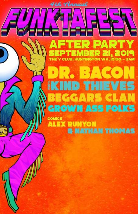 Funktafest 2019 After Party