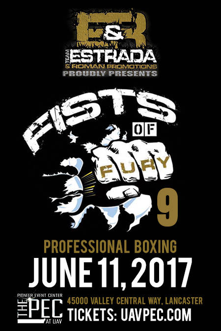 FISTS OF FURY 9