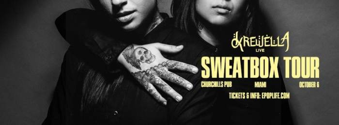 SOLD OUT | Krewella - Sweatbox Tour: Churchill