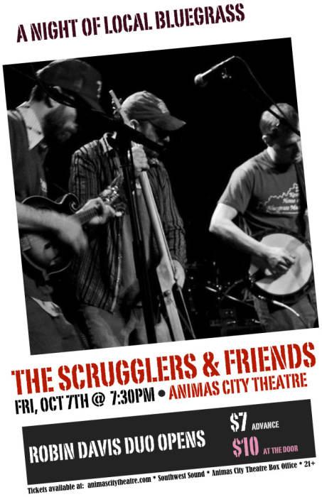 Scrugglers and Friends