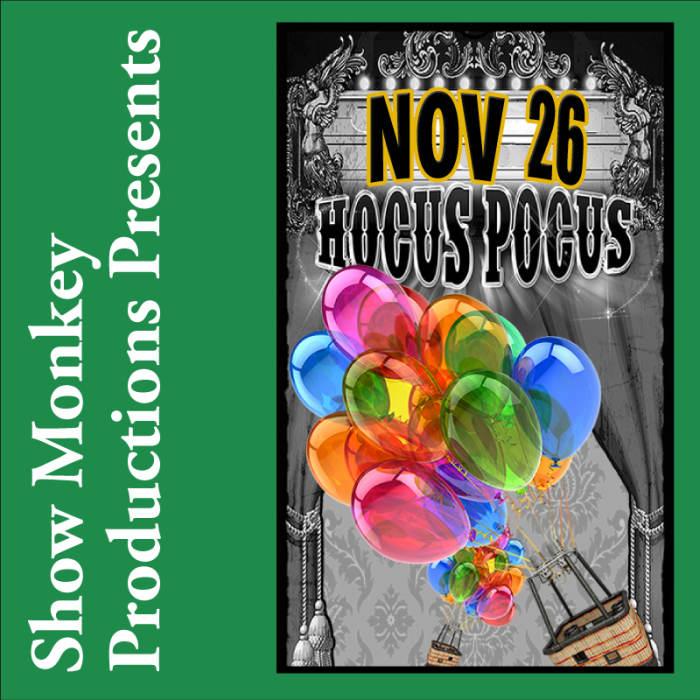 HOCUS POCUS Magic Show