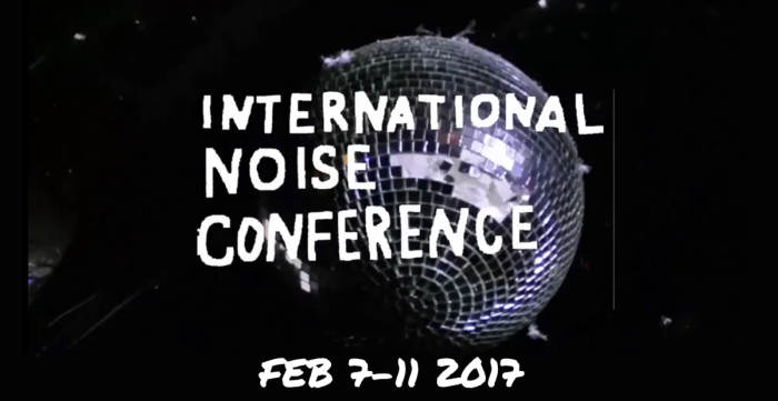 INC - International Noise Conference Tuesday