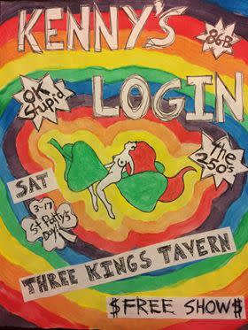 Ok stupid, 86-B, The 250's, Kennys login, Plus tba