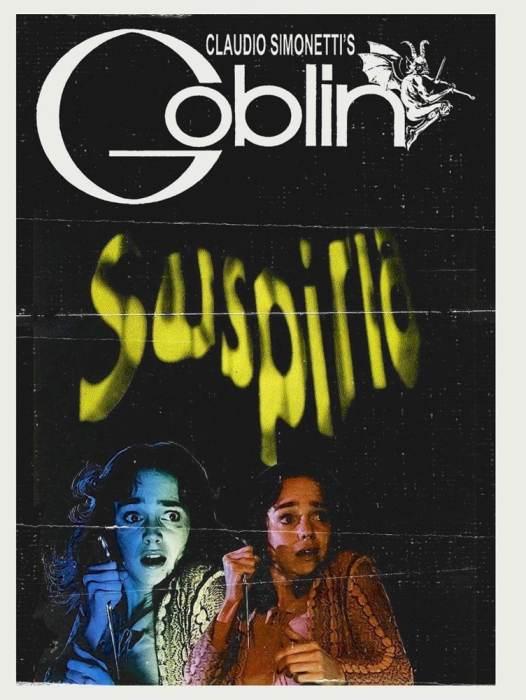 SOLD OUT! - Claudio Simonetti's GOBLIN performs SUSPIRIA score live.
