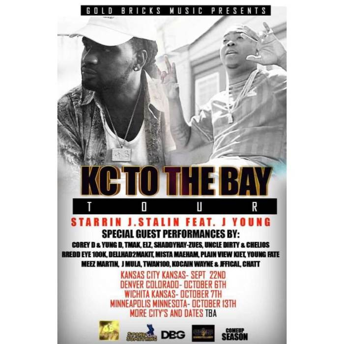 KC To The Bay Tour