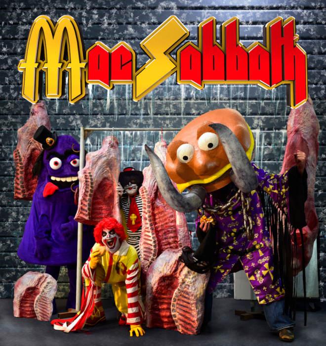 Mac Sabbath w/ Mung