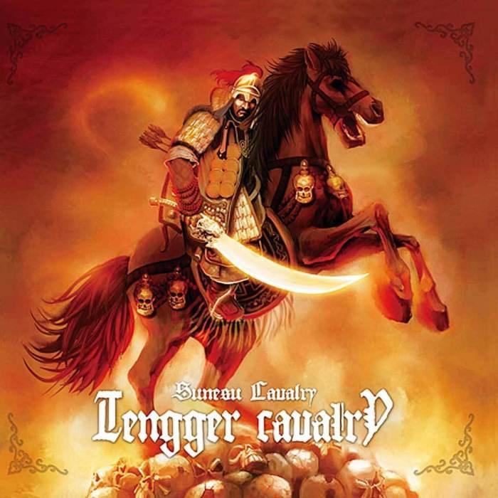 Tengger Cavalry (Mongolian Folk Metal)