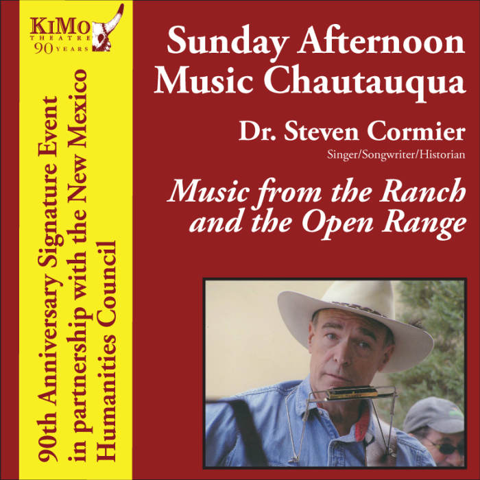 Steve Cormier - Music From the Ranch and Open Range