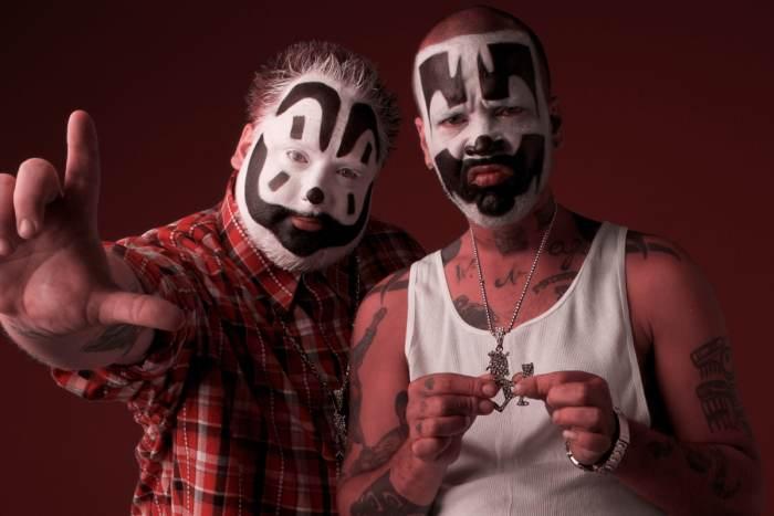 Insane Clown Posse / Dinosaur Burps / FamZ And The HooliganZ