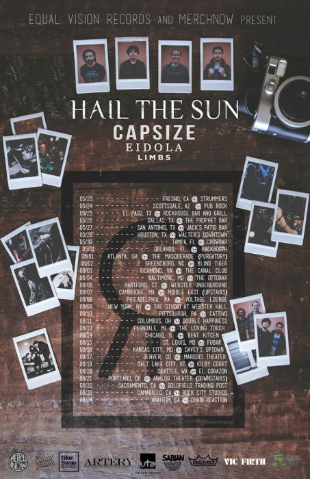 HAIL THE SUN,
