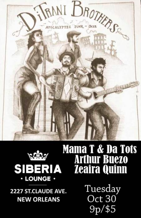 Ditrani Brothers & Hammer Of Spring | Mama T & Da Tots | Arthur Buezo | Zeaira Quinn