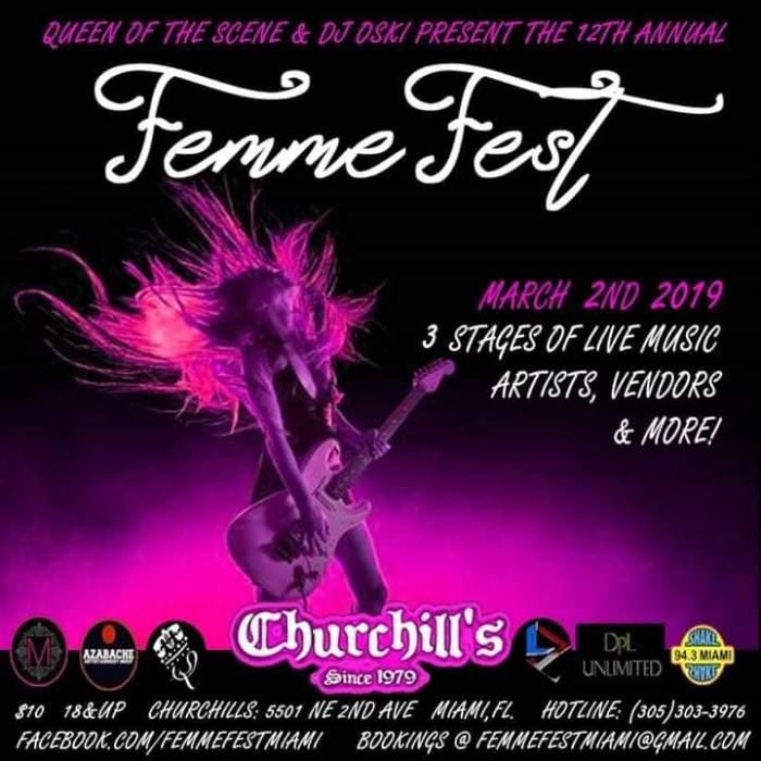FEMME FEST 12