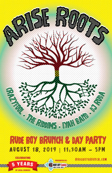 2nd Annual Rude Boy Brunch & Day Party