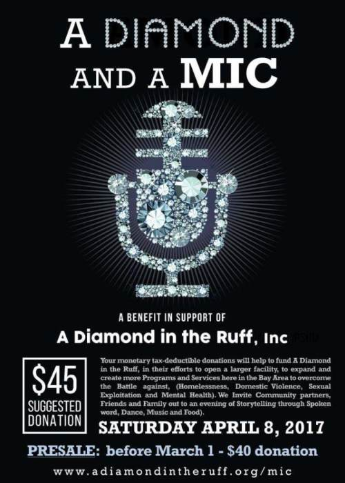 A Diamond and A Mic II