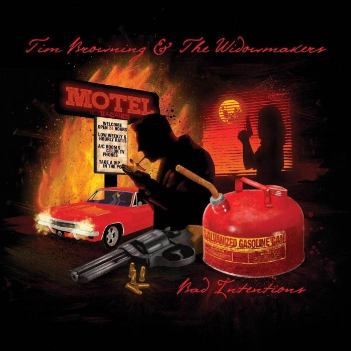 Tim Browning & the Widowmakers / Exit 23 / Anderson Road