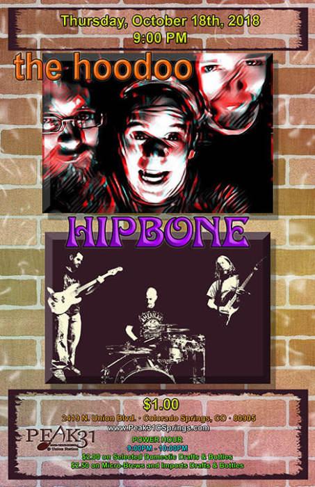 The Hoodoo & Hipbone