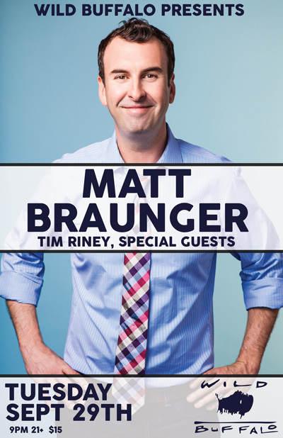 Matt Braunger, Special Guests