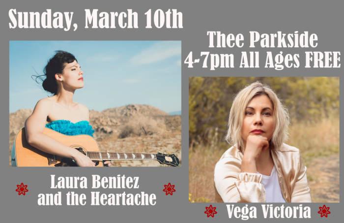 Laura Benitez and the Heartache, Vega Victoria
