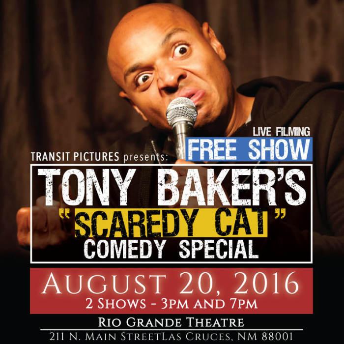 Tony Baker Comedy Special