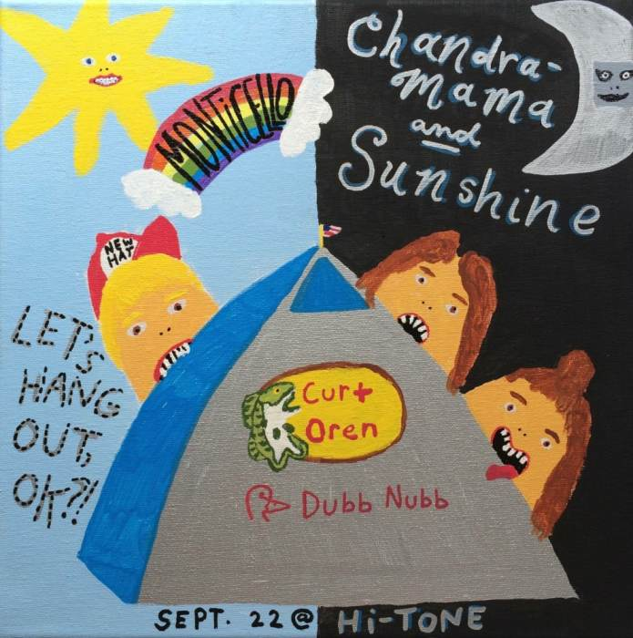 Curt Oren w/ Dubb Nubb, Chandramama & Sunshine, and Monticello