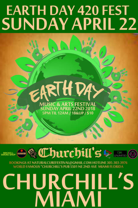 Earth Day Music & Arts Festival