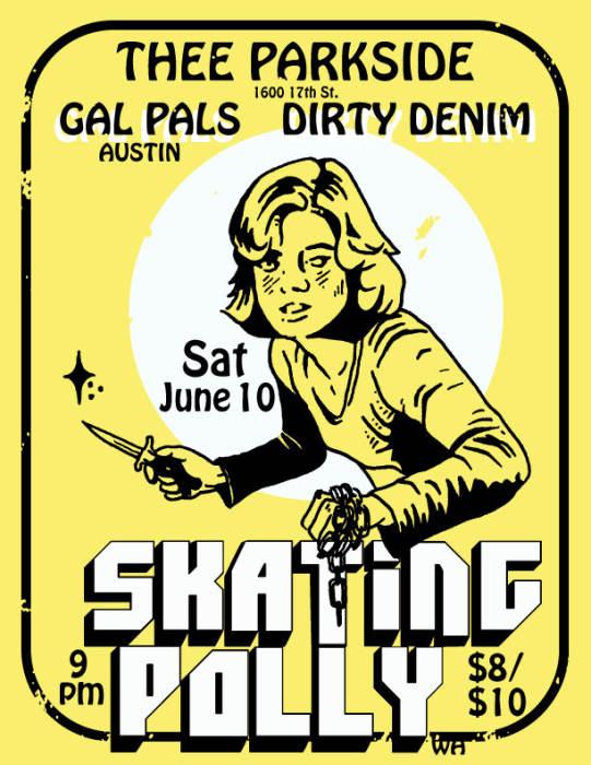 Skating Polly, Gal Pals, Dirty Denim
