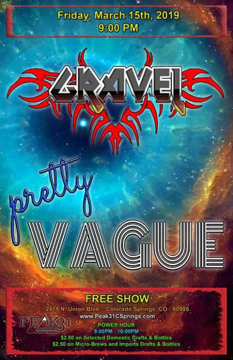 Gravel & Pretty Vague