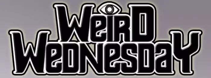 Weird Wednesday! Edward Ka-Spel of Legendary Pink Dots fame),  Orbit Service,  The Drood,  A Star Too Far