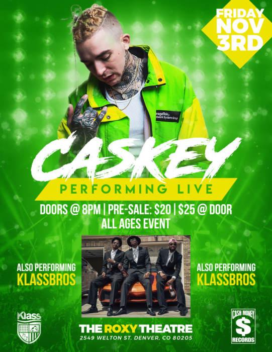 Caskey Featuring KlassBros: