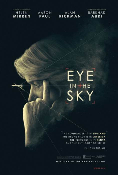 EYE IN THE SKY (FEATURED FILM)