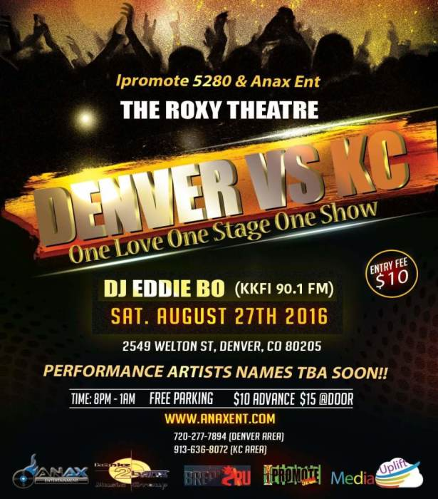 Denver VS Kansas City Mile High Hip Hop Showdown