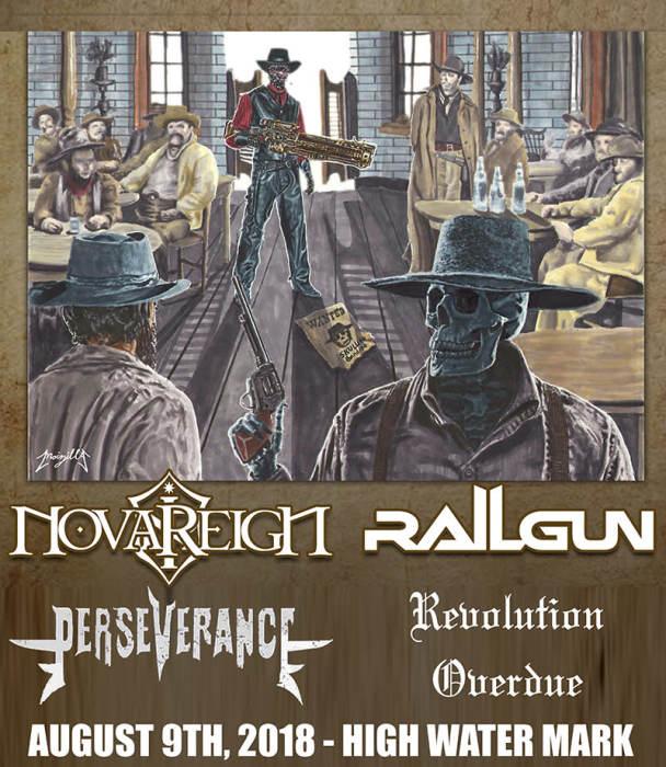 Novareign / Railgun