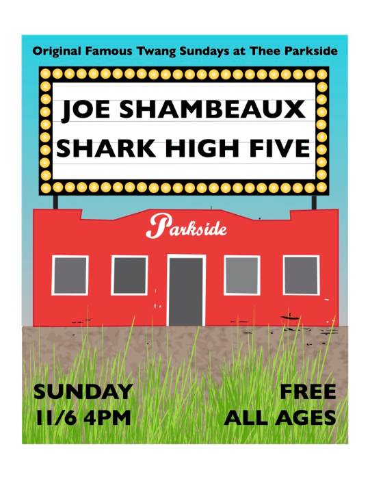 Joe Shambeaux, Shark High Five
