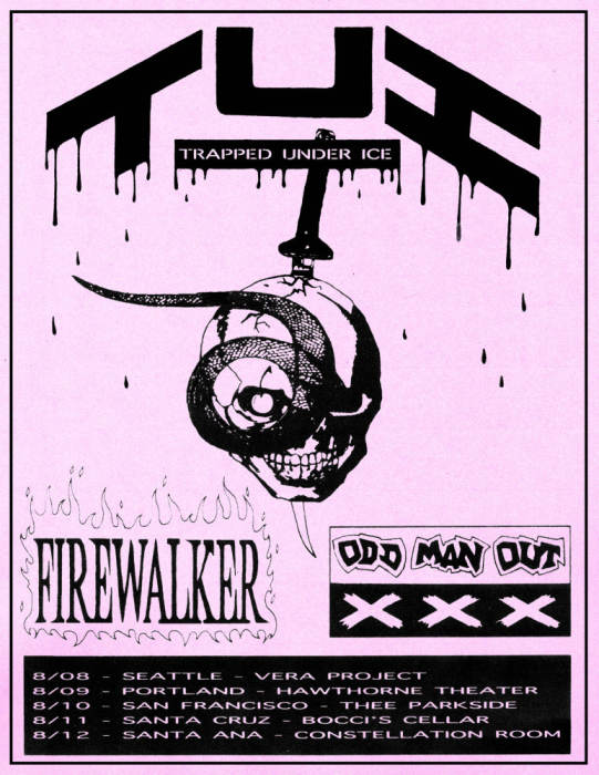 Trapped Under Ice, Firewalker, Odd Man Out
