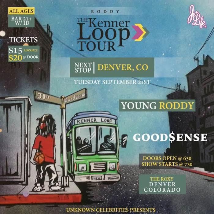 Kenner Loop Tour