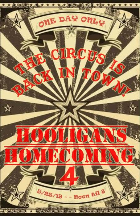 Hooligans Homecoming 4