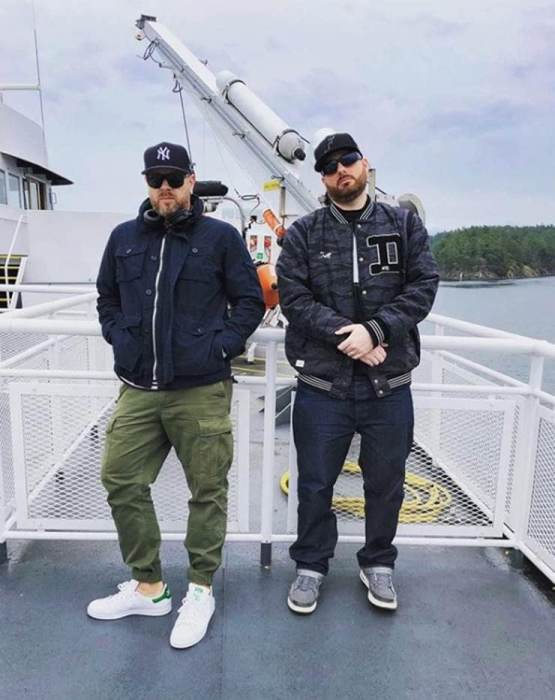 Apathy and Celph Titled (DemiGodz)
