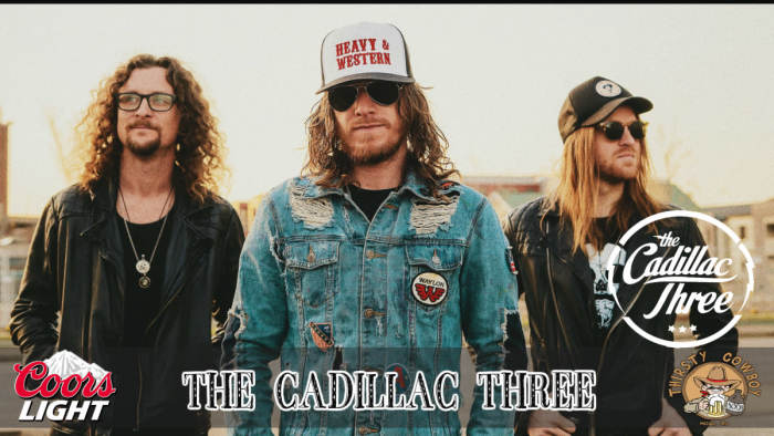 THE CADILLAC 3