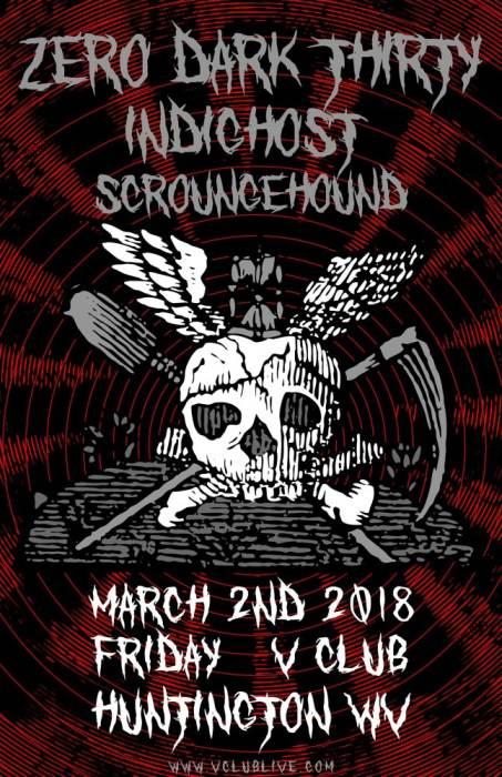 Zero Dark Thirty / Indighost / ScroungeHound