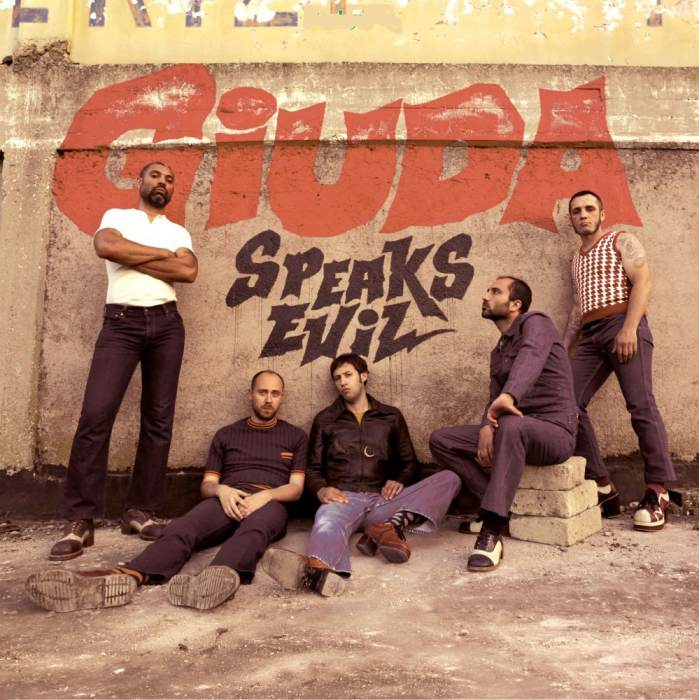 GIUDA (Rock-N-Roll from ITALY!) + TBA