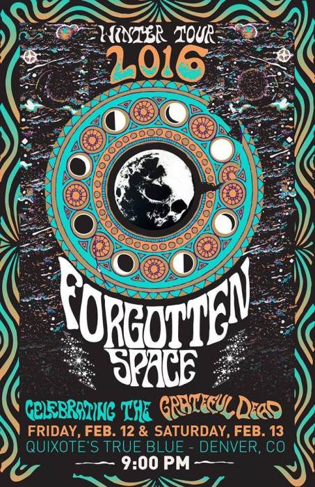 Forgotten Space: Recreating the Grateful Dead / Save our City!--The Doors
