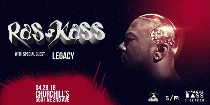 Ras Kass at the hill