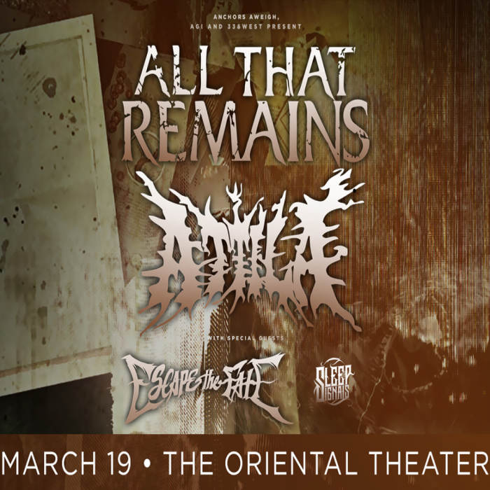 All That Remains / Attila