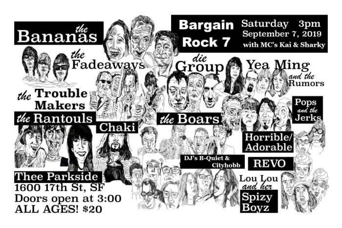 Bargain Rock 7
