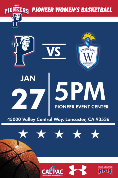UNIVERSITY OF ANTELOPE VALLEY VS WESTCLIFFE UNIVERSITY