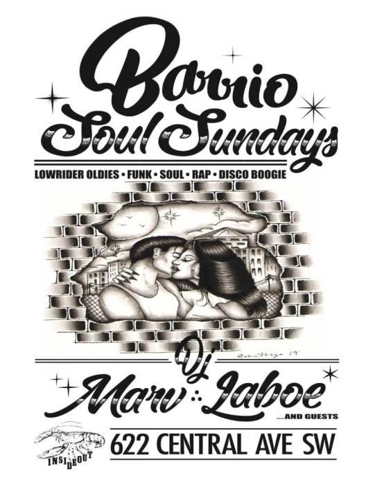 Barrio Soul Sunday