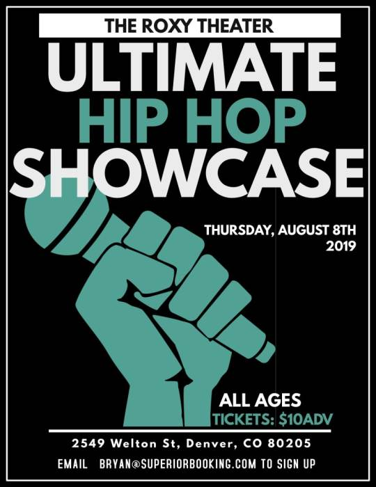 The Ultimate Hip Hop Showcase