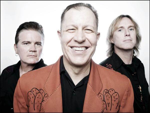 Reverend Horton Heat w/ Lincoln Durham