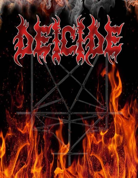 Deicide, Caveman Cult, Sapraemia, Murder Suicide