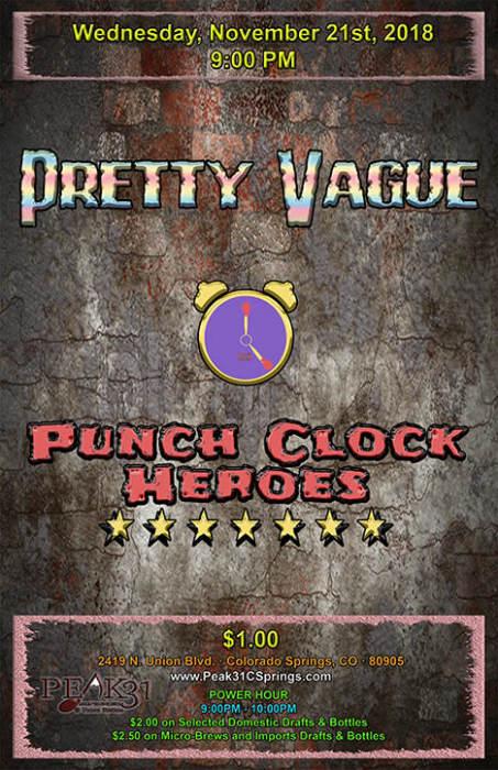 Pretty Vague / PCH